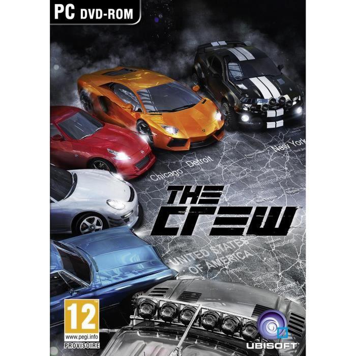 JEU PC The Crew Jeu PC