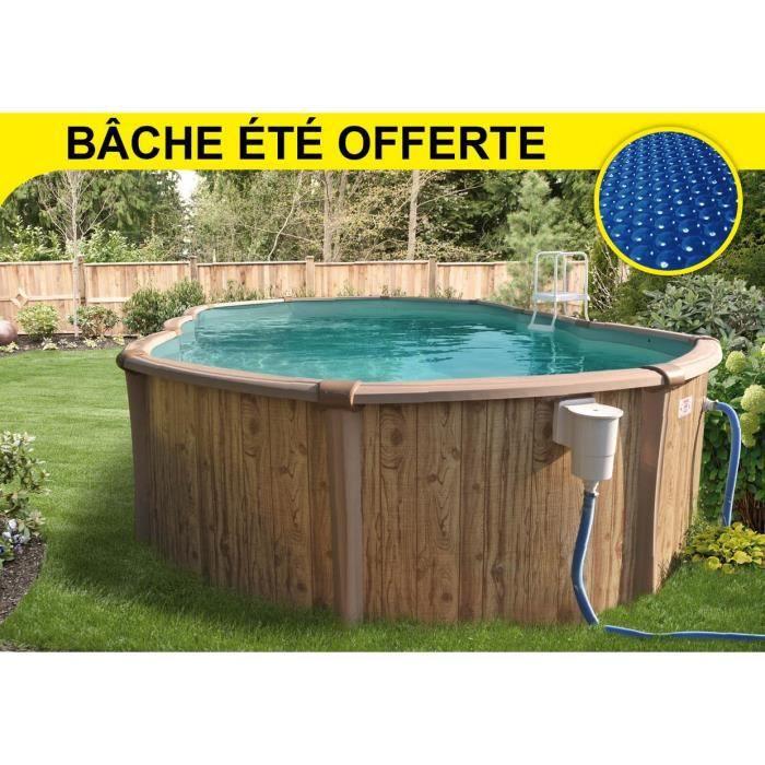 freedom piscine hors sol 6 71x3 66m achat vente kit piscine piscine freedom 6 71x3 66m. Black Bedroom Furniture Sets. Home Design Ideas