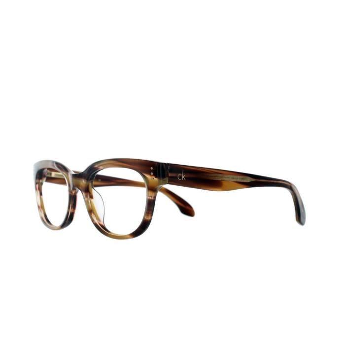 lunette anti fatigue calvin klein ck traitement noir achat vente lunettes de vue mixte. Black Bedroom Furniture Sets. Home Design Ideas