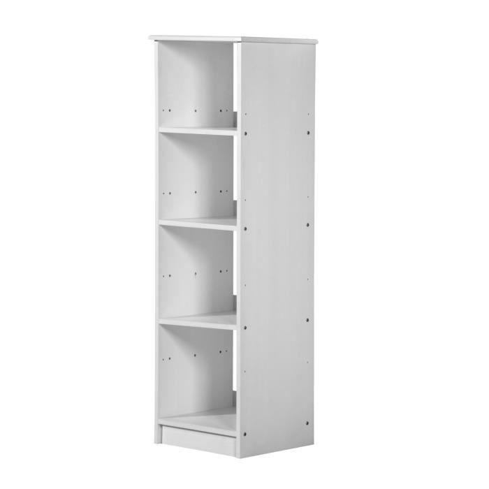 Meuble etageres en pin achat vente meuble etageres en for Meuble en pin pas cher