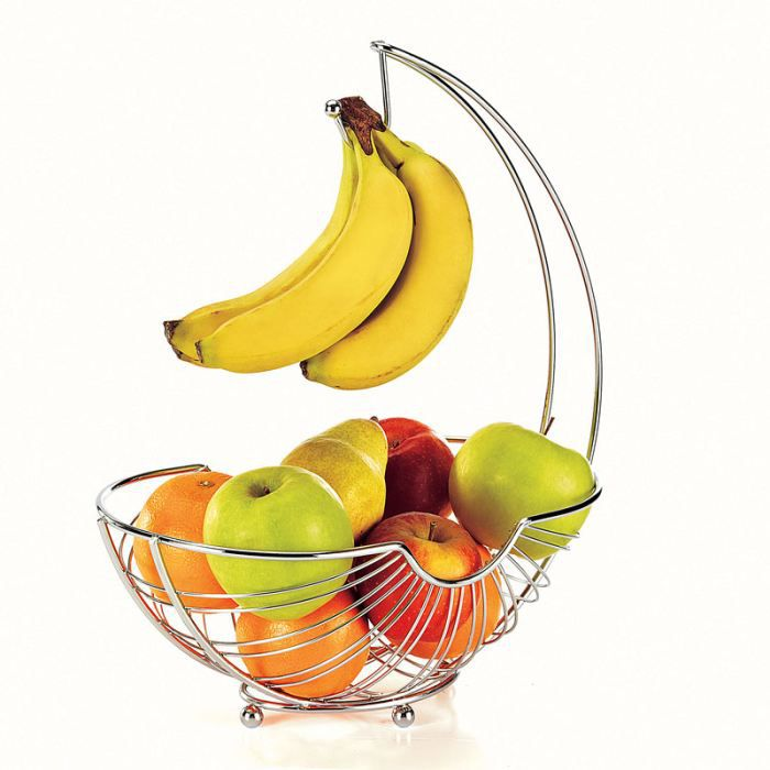corbeille fruits porte bananes men132 achat vente