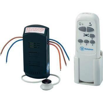 Westinghouse 78095 kit t l commande pour ve achat for Ventilateur de plafond telecommande