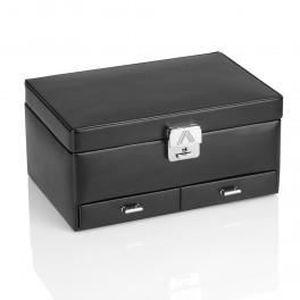 coffret bijoux homme achat vente pas cher cdiscount. Black Bedroom Furniture Sets. Home Design Ideas