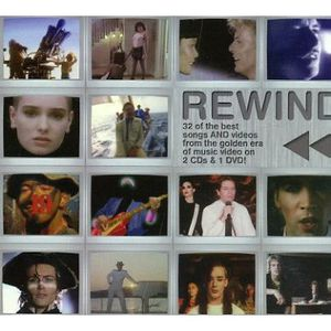 CD COMPILATION REWIND : The Best in music & video