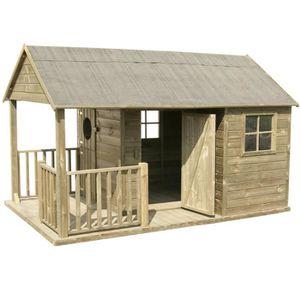 maison en bois enfant les bons plans de micromonde