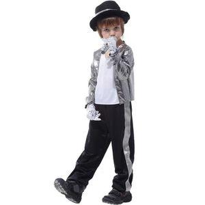 DÉGUISEMENT - PANOPLIE EOZY Déguisement Enfant Michael Jackson Garçon Spe
