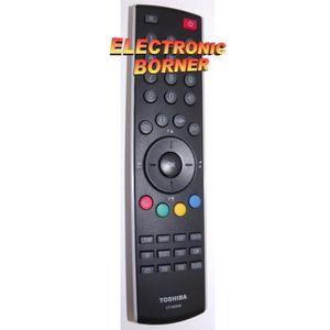 TÉLÉCOMMANDE TV Télécommande d'origine TOSHIBA CT-90298