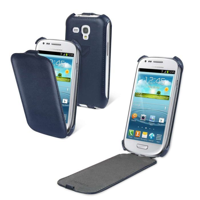 Etui housse samsung galaxy s3 mini i8190 marq achat for Housse samsung s3