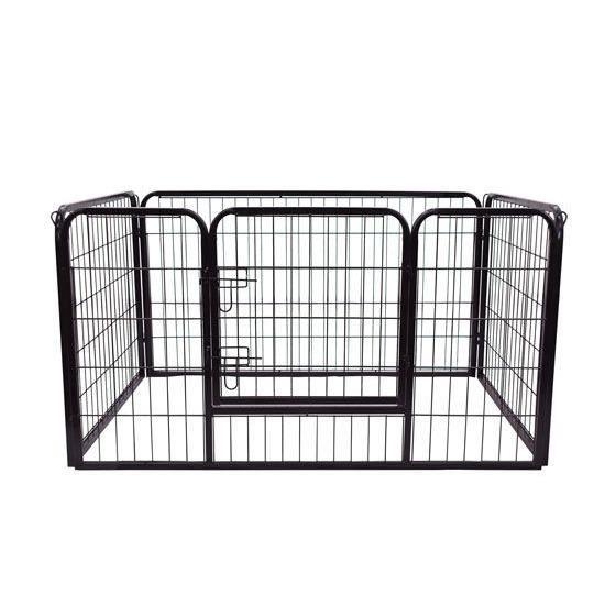 parc et enclos de luxe pour chien et chiot 4 pa achat. Black Bedroom Furniture Sets. Home Design Ideas