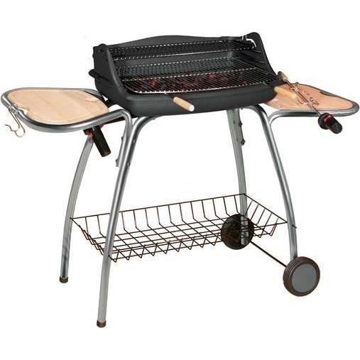 Barbecue prestige au charbon de bois laredo invicta - Barbecue charbon soldes ...