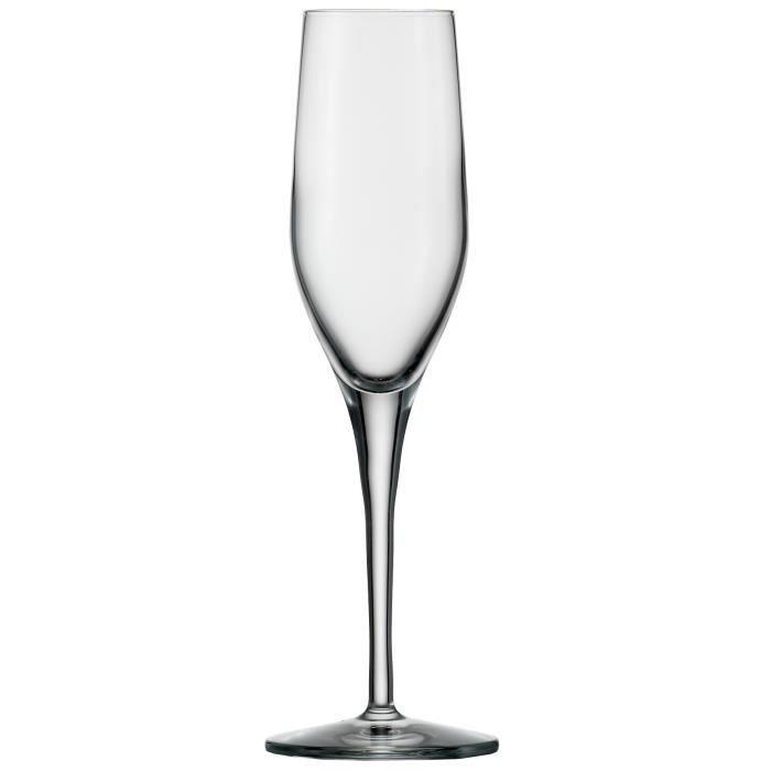 Flute a champagne 17 5cl par 6 exquisit 147 07 stolzle achat vente coupe champagne - Flute champagne maison du monde ...