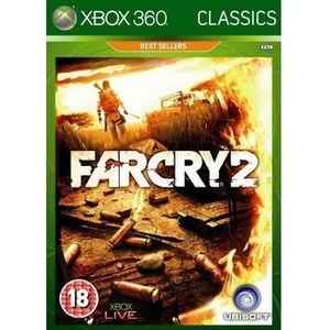 JEUX XBOX 360 Far Cry 2 - Classics Edition (Xbox 360) [UK IMP...