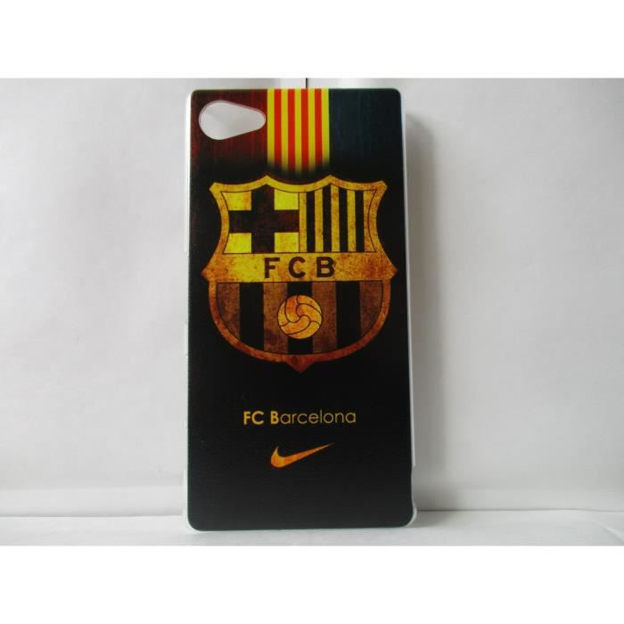 coque fc barcelone sony xperia z5 compact neuf achat. Black Bedroom Furniture Sets. Home Design Ideas