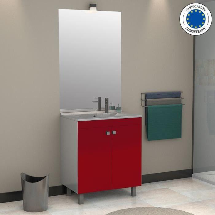 meuble salle de bain avec vasque 70cm achat vente meuble salle de bain avec vasque 70cm pas. Black Bedroom Furniture Sets. Home Design Ideas