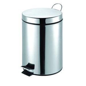 Poubelle 12l achat vente poubelle 12l pas cher cdiscount - Poubelle inox pas cher ...