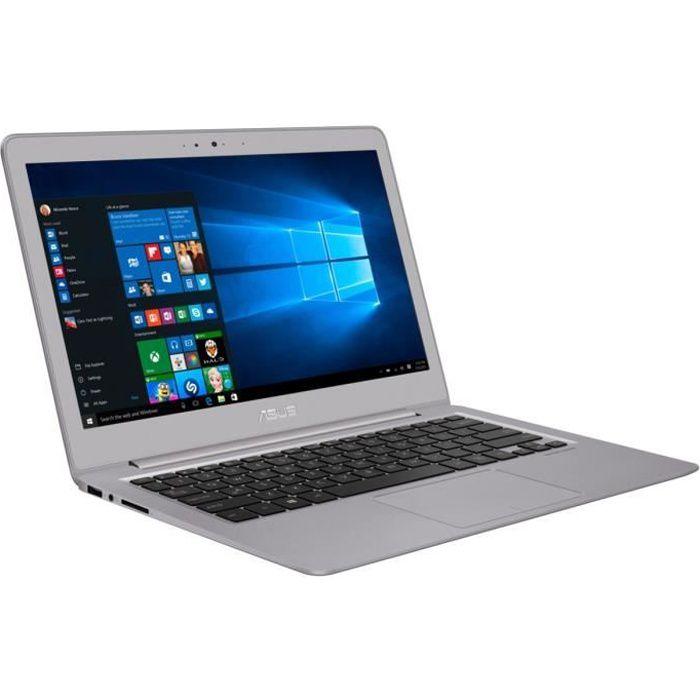 """ORDINATEUR PORTABLE ASUS PC Portable ZenBook UX330UA-FC179T 13,3"""" - Wi"""