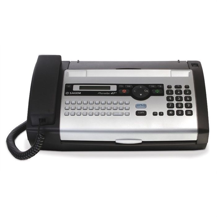 Philips Phonefax 47TS - télécopieur / photocopieuse ( Noir et blanc )