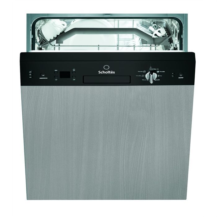 scholtes lave vaisselle encastrable lpe14207an achat vente lave vaisselle cdiscount. Black Bedroom Furniture Sets. Home Design Ideas
