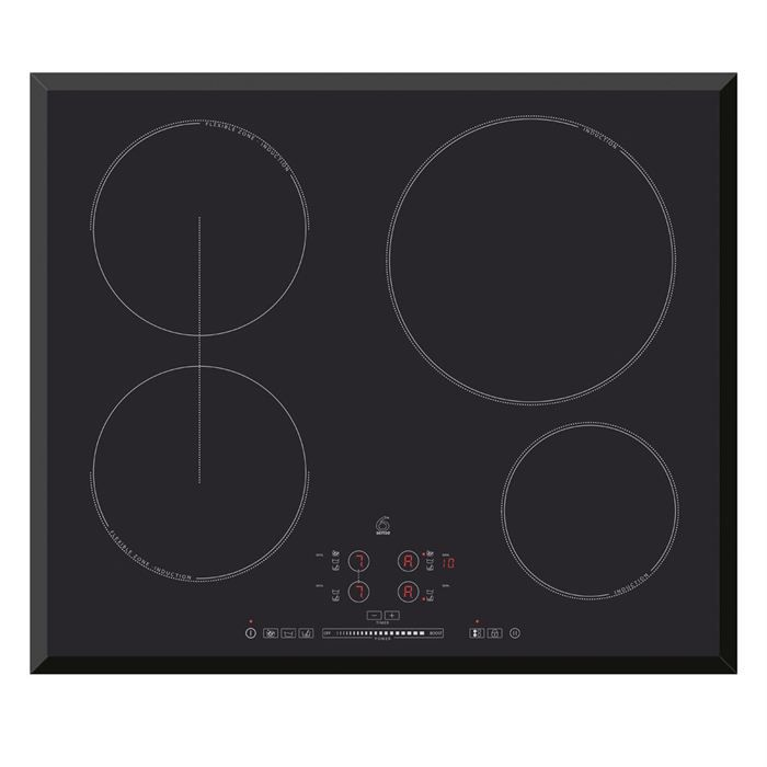 whirlacm747ba achat vente plaque induction cdiscount. Black Bedroom Furniture Sets. Home Design Ideas