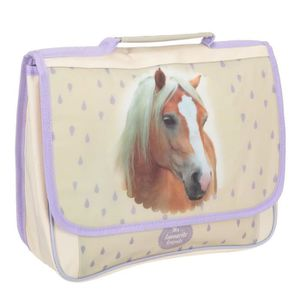 CARTABLE MY FAVOURITE FRIENDS Cartable CHEVAL Maternelle -