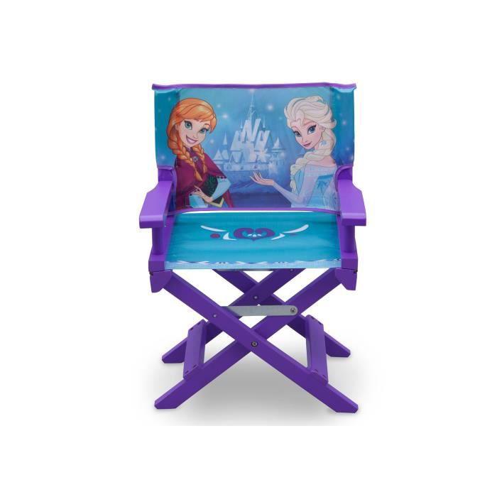 La reine des neiges chaise enfant cin ma achat vente chaise de bureau soldes cdiscount - Fauteuil reine des neiges ...