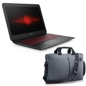 "ORDINATEUR PORTABLE Pack PC Gaming HP 17w027nf+ Sacoche HP 17.3"" Essen"