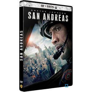 DVD FILM DVD San Andreas