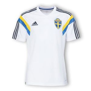 ADIDAS Maillot Football Suede Extérieur Homme FTL