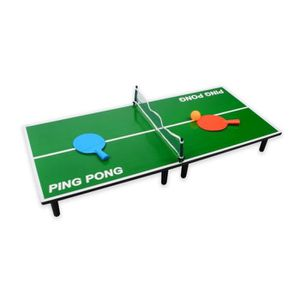 ping pong table dimensions achat vente pas cher. Black Bedroom Furniture Sets. Home Design Ideas