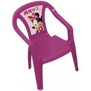 chaise plastique rose achat vente chaise plastique rose pas cher soldes cdiscount. Black Bedroom Furniture Sets. Home Design Ideas