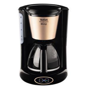 CAFETIÈRE TEFAL - Cafetière réveil café connectée - CM450800