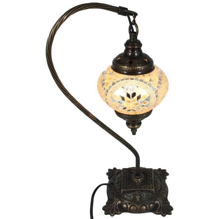 lampe de table chevet mosa que m12 achat vente lampe. Black Bedroom Furniture Sets. Home Design Ideas