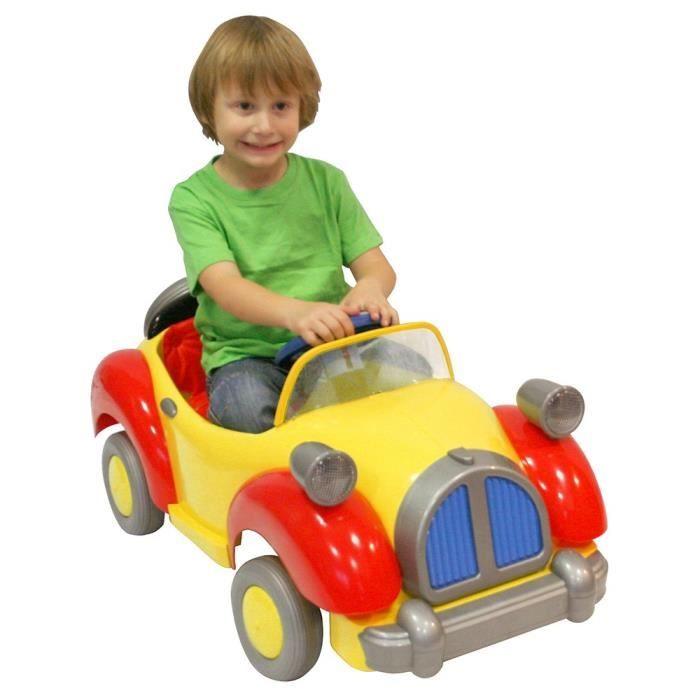 oui oui voiture p dales achat vente voiture enfant cdiscount. Black Bedroom Furniture Sets. Home Design Ideas