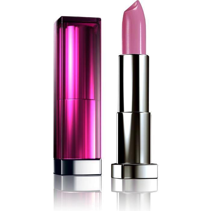 gemey maybelline rouge l vres color sensational 148 summer pink achat vente rouge a. Black Bedroom Furniture Sets. Home Design Ideas