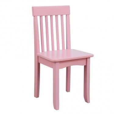 chaise enfant avalon rose personnalisable sans achat. Black Bedroom Furniture Sets. Home Design Ideas