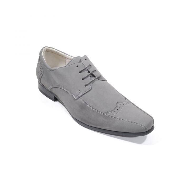 Chaussures de ville achat vente pas cher soldes d - Meuble a chaussure rond ...