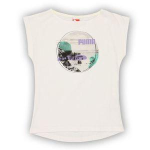 T-SHIRT PUMA T-shirt Fille