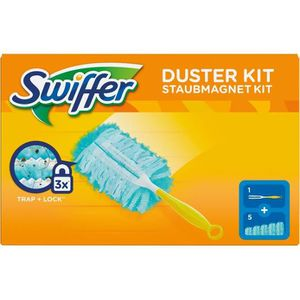 SWIFFER DUSTER kit x5 recharges