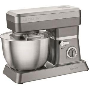 PÉTRIN - MELANGEUR Robot pétrin de cuisine 1200W Bomann 6.3L