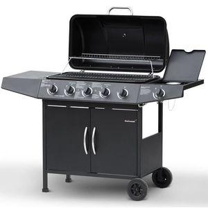 BARBECUE Barbecue à gaz pour un barbecue professionnel