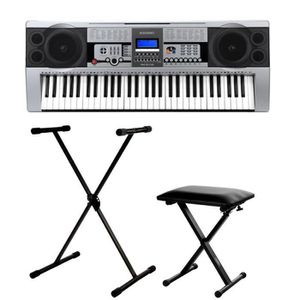 PACK PIANO - CLAVIER McGrey PK-6110 clavier pack incl. stand et banc