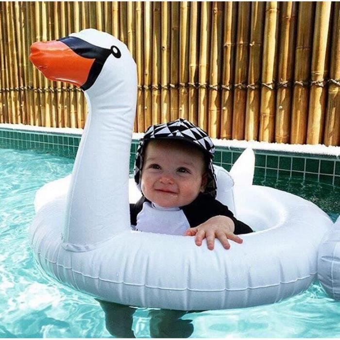 Jeux de l 39 eau bou e de sauvetage bou e piscine b b tour de natation gonflable jouet b b - Piscine eau trouble blanche ...