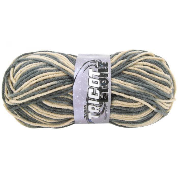 laine a tricoter bleu achat vente laine a tricoter bleu pas cher les soldes sur cdiscount. Black Bedroom Furniture Sets. Home Design Ideas