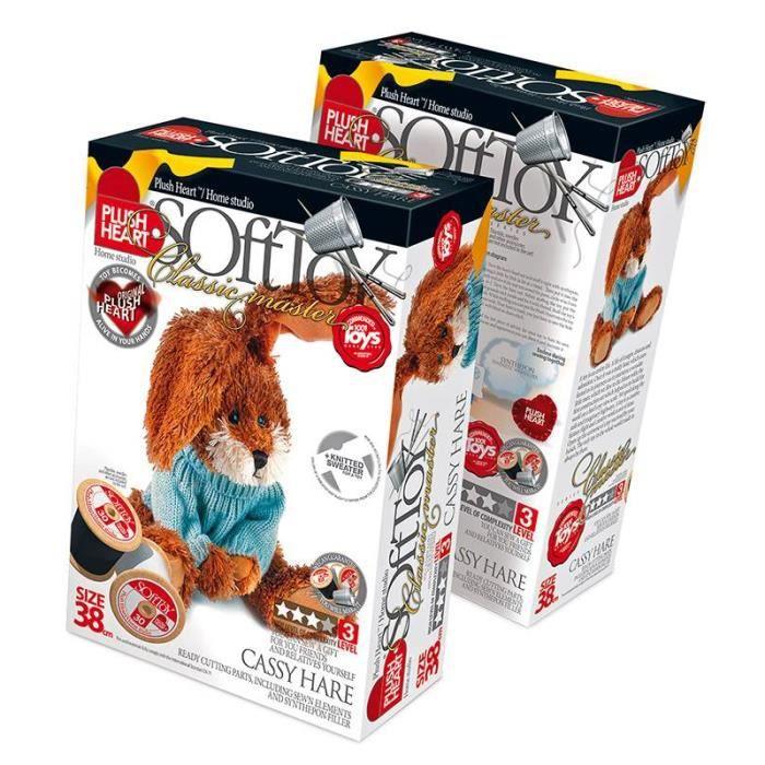 Legler 8580 kit de bricolage lapin en peluche achat vente bri - Vente privee de bricolage ...