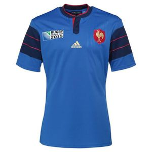 MAILLOT DE RUGBY ADIDAS Maillot Rugby XV France FFR Homme RGB