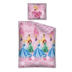 housse de couette princesses disney 200 200 achat. Black Bedroom Furniture Sets. Home Design Ideas