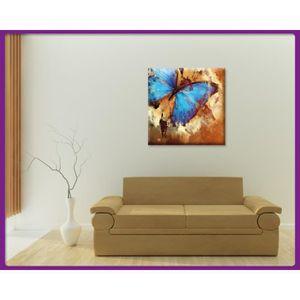 toile papillon achat vente toile papillon pas cher cdiscount. Black Bedroom Furniture Sets. Home Design Ideas