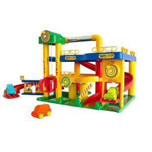 garage de voiture pour enfant achat vente jeux et. Black Bedroom Furniture Sets. Home Design Ideas