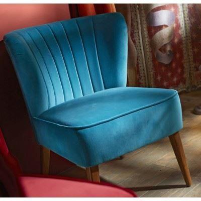 fauteuil turquoise vintage achat vente fauteuil bleu cdiscount. Black Bedroom Furniture Sets. Home Design Ideas