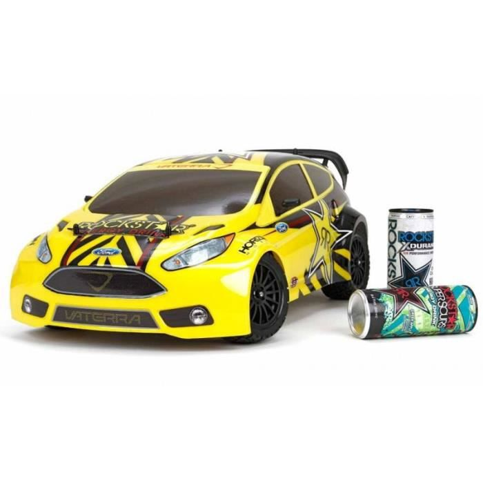 vaterra ford fiesta rallycross 4wd rtr vtr03010 achat vente voiture camion cdiscount. Black Bedroom Furniture Sets. Home Design Ideas
